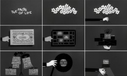 Saul Bass - The Facts of Life