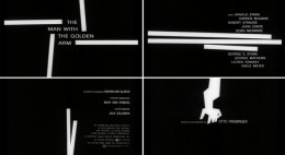 Saul Bass - The Man with The Golden Arm