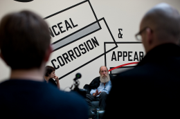 Lawrence Weiner @ Lisson Gallery