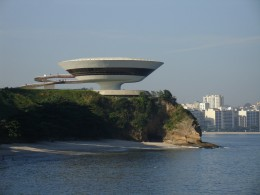 Niemeyer_The Niterói Contemporary Art Museum
