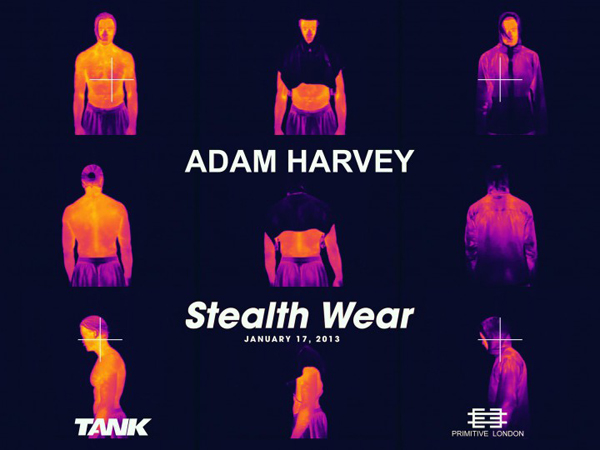 Adam Harvey Stealth Wear