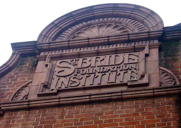 St Bride building
