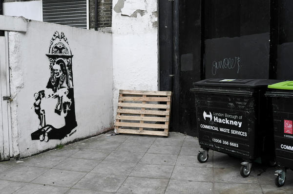 Banksy Shoreditch 02