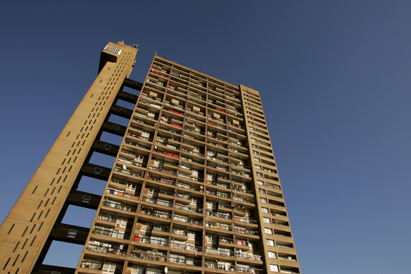 Report Reveals Living Standards Of UK Council Estates